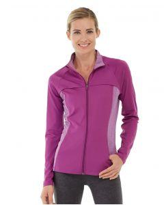 Inez Full Zip Jacket-XS-Purple